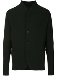 Masnada Raw Trim Jacket Black