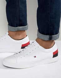 Tommy Hilfiger Jay Trainers White