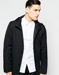 Vito Hooded Jacket Black