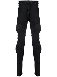 Masnada Mid Lengh Slim Fit Trousers 60