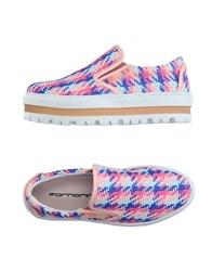 Fornarina Footwear Low Tops And Trainers Women Pink