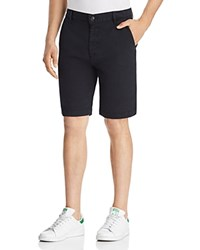 7 For All Mankind Twill Chino Shorts Deep Sea