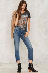 Citizens Of Humanity Liya High Waisted Jeans Blue