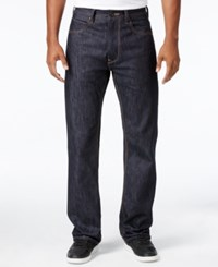 Sean John Men's Big And Tall Relaxed Fit Hamilton Jeans Raw Indigo