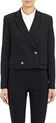 Theory Icon Women's Cropped Blazer Black