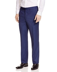 Jack Victor Loro Piana Classic Fit Trousers High Blue