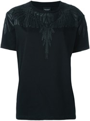 Marcelo Burlon County Of Milan 'Nancy' T Shirt Black