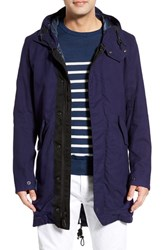 Men's Spiewak 'Anderson' Hooded Canvas Fishtail Parka
