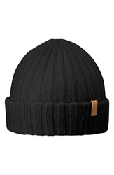 Fjall Raven Men's Fjallraven Cuffed Beanie Black