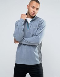 Columbia Klamath Range Ii Sweatshirt Half Zip Fleece In Gray Gray
