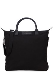 Want Les Essentiels Ohare Black Canvas Tote