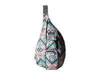 Kavu Rope Sling Island Ikat Backpack Bags Multi