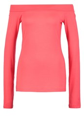 Dimensione Danza Maglia Long Sleeved Top Wild Salmon Coral