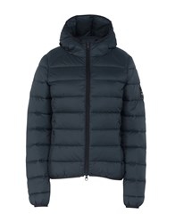 Ecoalf Down Jackets Dark Green