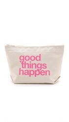 Dogeared Good Things Happen Pouch