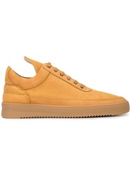 Filling Pieces Lane Gum Sneakers Nude And Neutrals