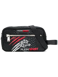 Plein Sport Belt Bag Black