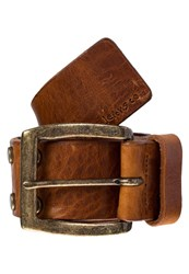 Nudie Jeans Filipsson Belt Cognac Brown