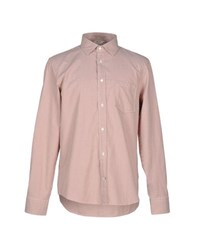 Nn.07 Nn07 Shirts Shirts Men Brown
