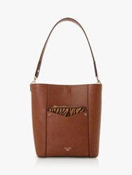 Dune Dorgie Pocket Bag Brown