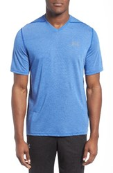 Under Armour Men's Regular Fit Threadborne T Shirt Royal