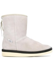 Suicoke Ankle Boots Grey
