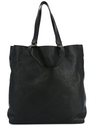 Officine Creative Seura Tote Women Horse Leather One Size Black