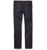 Rrl Selvedge Denim Jeans Indigo