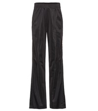 Givenchy Embellished Jersey Trousers Black