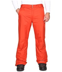 Columbia Big Tall Bugaboo Ii Pant Rust Red Men's Casual Pants