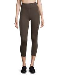 Koral Dynamic Duo Hi Rise Leggings Military Green