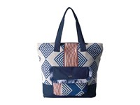 Roxy Heart By The Sea Bag Clematis Blue Weekender Overnight Luggage