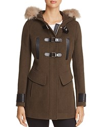 Marc New York Amy Coat Olive