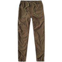 White Mountaineering Puckering Easy Pant Green