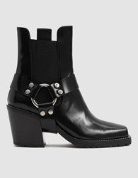 Creatures Of Comfort Crawford Boot With Harness Black