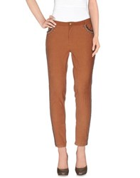Paul And Joe Sister Trousers Casual Trousers Women Brown
