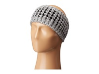 Hat Attack Textured Headband Grey Headband Gray