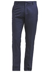 Selected Homme Shdone Tax Cash Suit Trousers Navy Blue Dark Blue