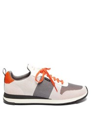 Paul Smith Rappid Knit Trainers White