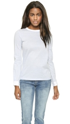 Marc By Marc Jacobs Charlotte Tee Blue Eyes Multi