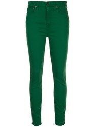 Alice Olivia Good High Rise Skinny Trousers 60