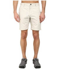 Mountain Khakis Broadway Fit Poplin Short Oatmeal Men's Shorts Brown