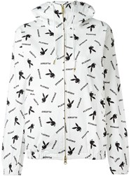 Joyrich 'Dancing Bunny' Jacket White