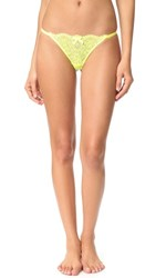 Agent Provocateur L'agent By Vanesa Trixie Thong Lemon