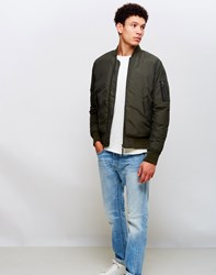 Edwin Flight Jacket Uniform Green