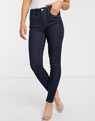 French Connection Jeans In Rinse Blue Grey