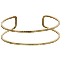 People Tree Double Bangle Gold
