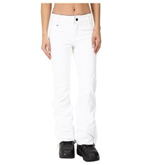 Roxy Creek Pant Bright White 1 Women's Casual Pants