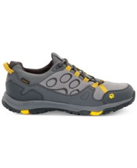 Jack Wolfskin Activate Low Texapore Waterproof Low Hiking Shoes From Eastern Mountain Sports Burly Yellow