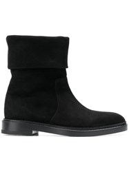 Paul Andrew Rian Boots Black